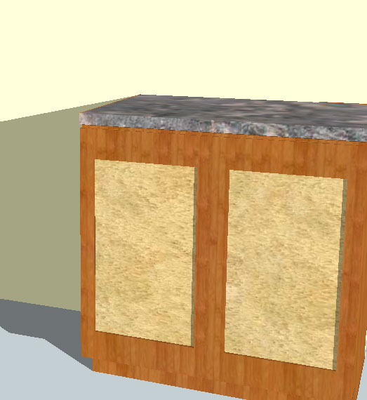 Kitchen Set Sketchup: Cabinet Google SketchUp Plugin Reviews