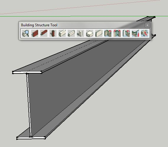 The ... & The Building Structure Tool Google SketchUp Plugin Review - Sketchup ...