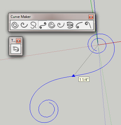 The Curve Maker Plugin