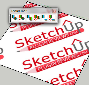 Texture Tools Google SketchUp Plugin