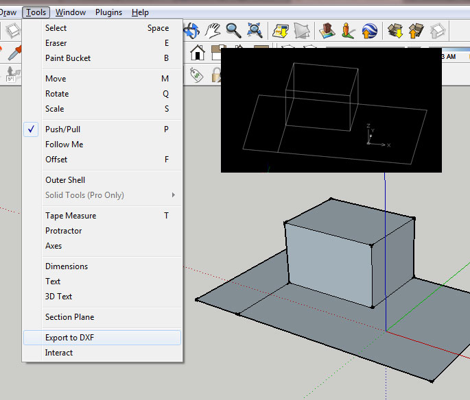 DXF Export SketchUp Plugin Review - Sketchup Plugin ReviewsSketchup